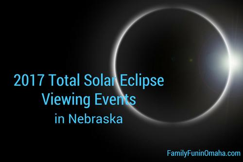 10 Nebraska Sites To Experience The Total Solar Eclipse Family Fun