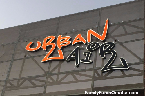fun  omahas urban air adventure park family fun  omaha