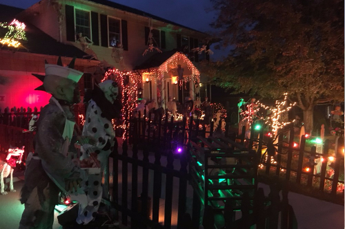 Best Omaha Area Halloween Decorated Houses Map Family