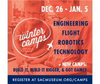 Strategic Air Command & Aerospace Museum Winter Camps