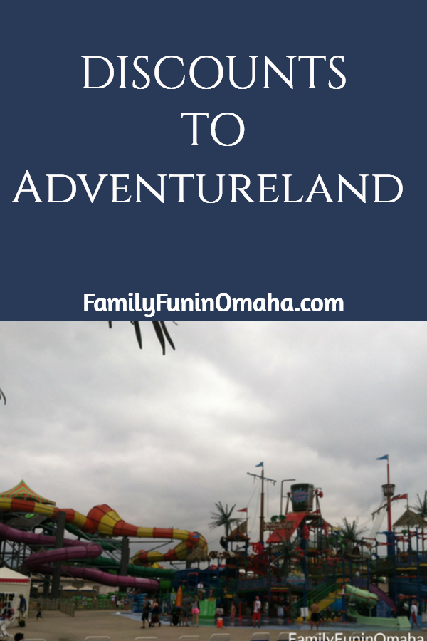 photo relating to Casey's Coupons Printable titled 2019 Adventureland Financial savings Relatives Pleasurable inside Omaha