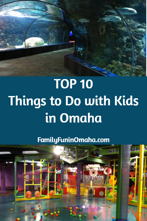 Top 10 Things To Do With Kids In Omaha Family Fun In Omaha