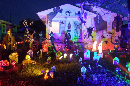 Best Omaha Area Halloween Decorated Houses Map Family Fun In Omaha